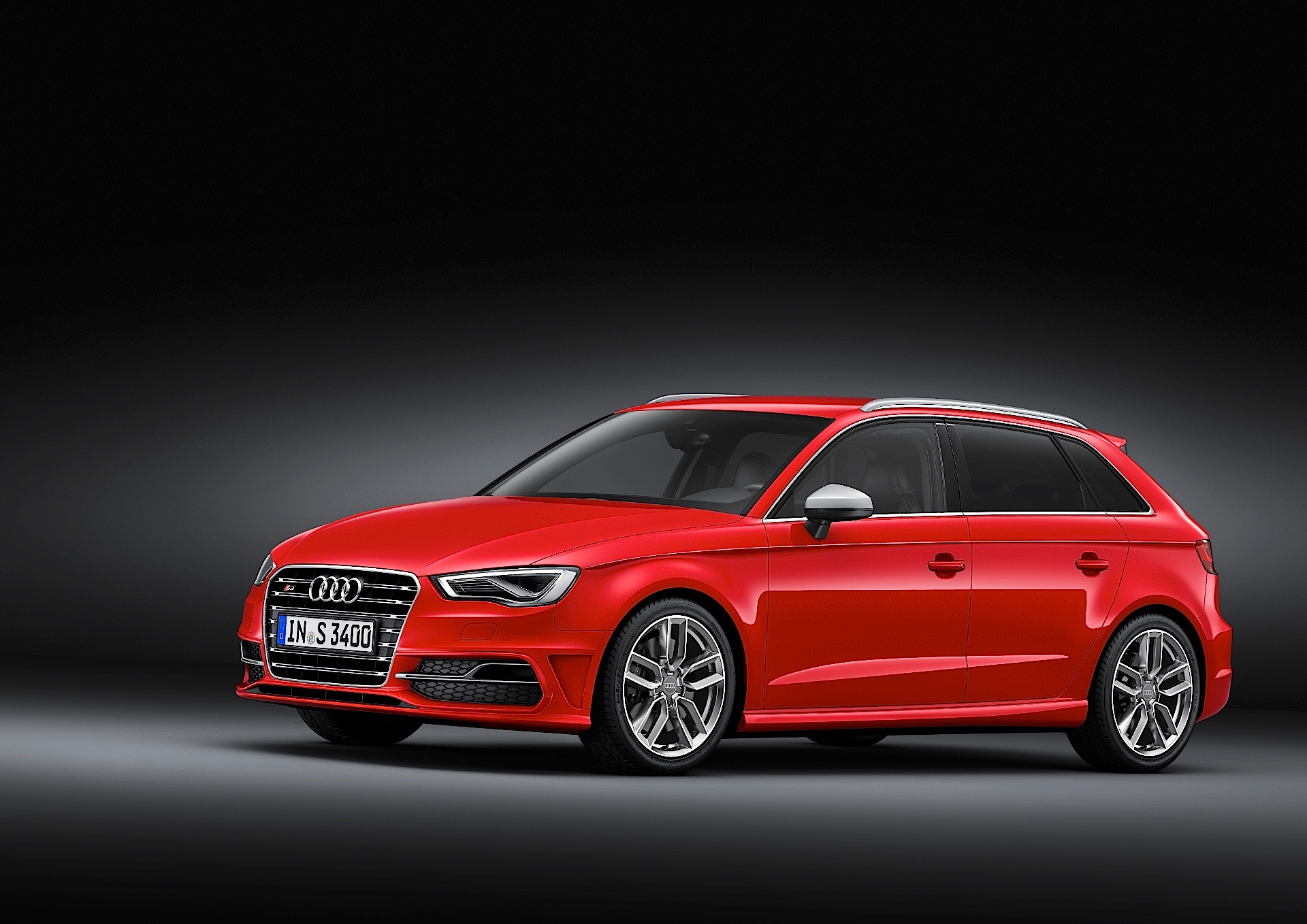 audi s3 sportback 2013 2014 2015 2016 autoevolution. Black Bedroom Furniture Sets. Home Design Ideas