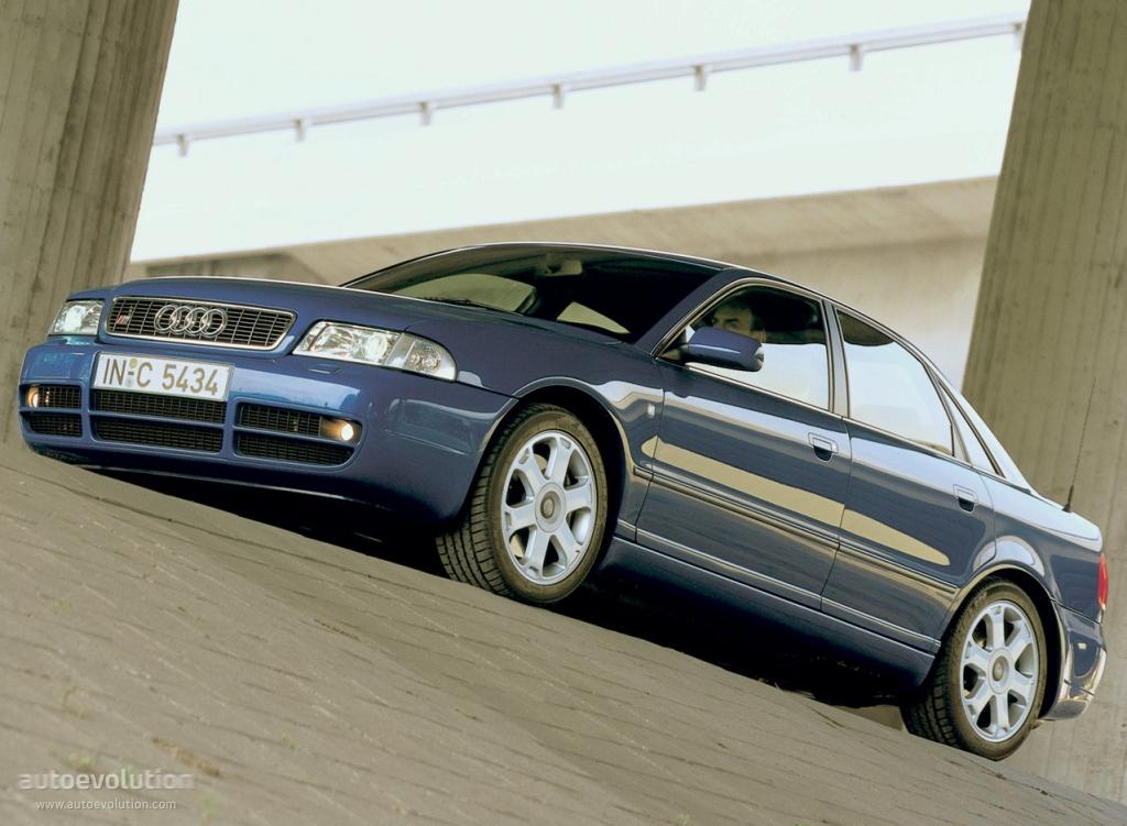 2001 audi s4 horsepower