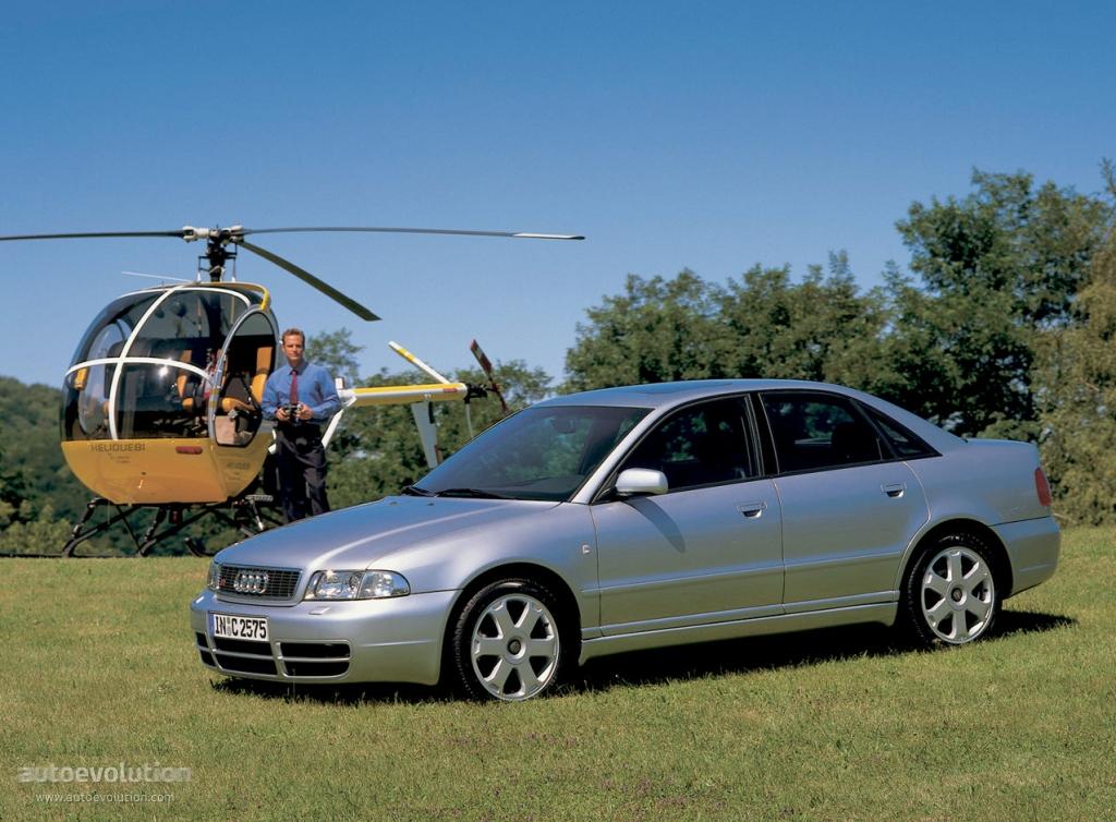 Audi S4 1997 2001