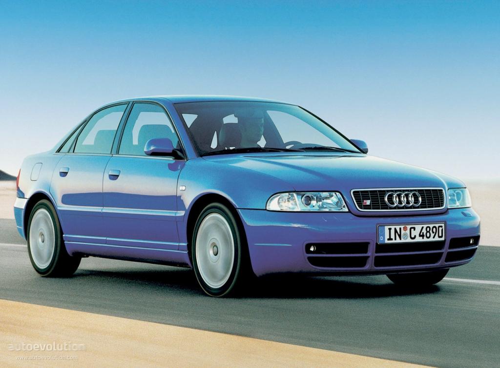 Audi S4 Specs 1997 1998 1999 2000 2001 Autoevolution