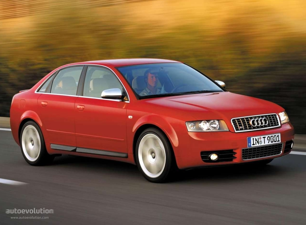audi s4 specs 2003 2004 autoevolution. Black Bedroom Furniture Sets. Home Design Ideas