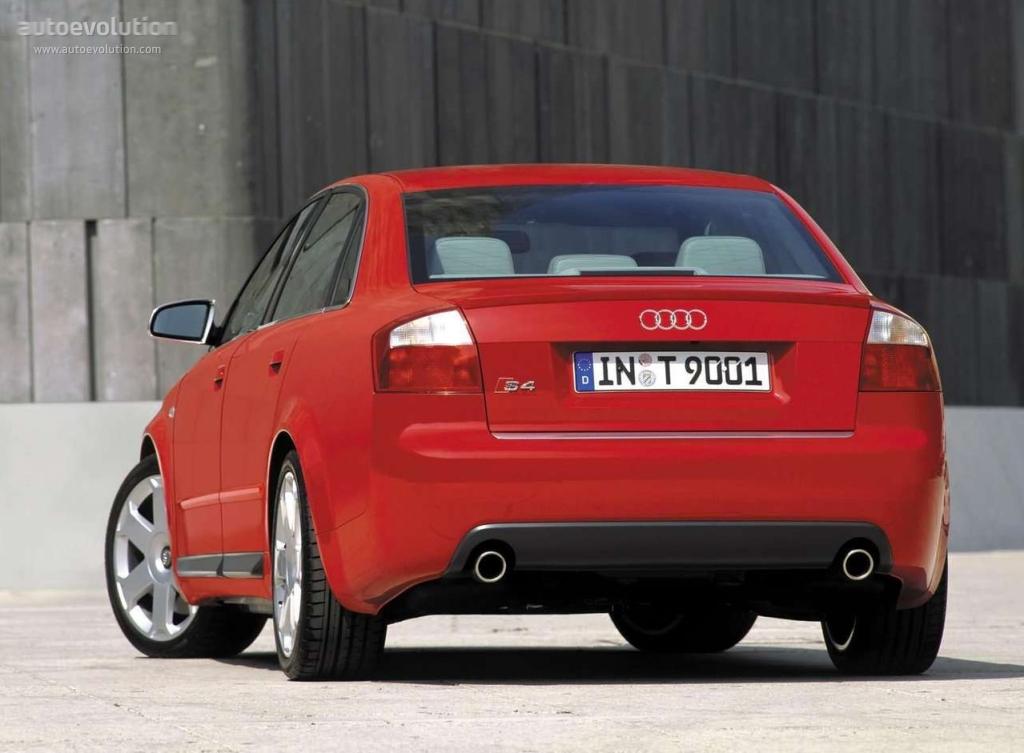 Audi S4 2003 2004 Autoevolution