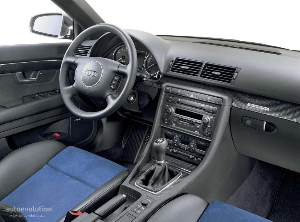 How To Pick A Car Lock >> AUDI S4 specs - 2003, 2004 - autoevolution