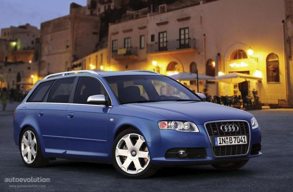 audi s4 avant specs 2006 2007 autoevolution. Black Bedroom Furniture Sets. Home Design Ideas