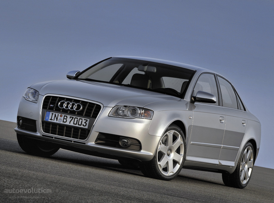 audi s4 specs 2005 2006 2007 autoevolution. Black Bedroom Furniture Sets. Home Design Ideas