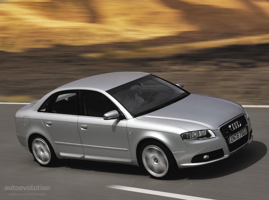 Audi S4 Specs 2005 2006 2007 Autoevolution