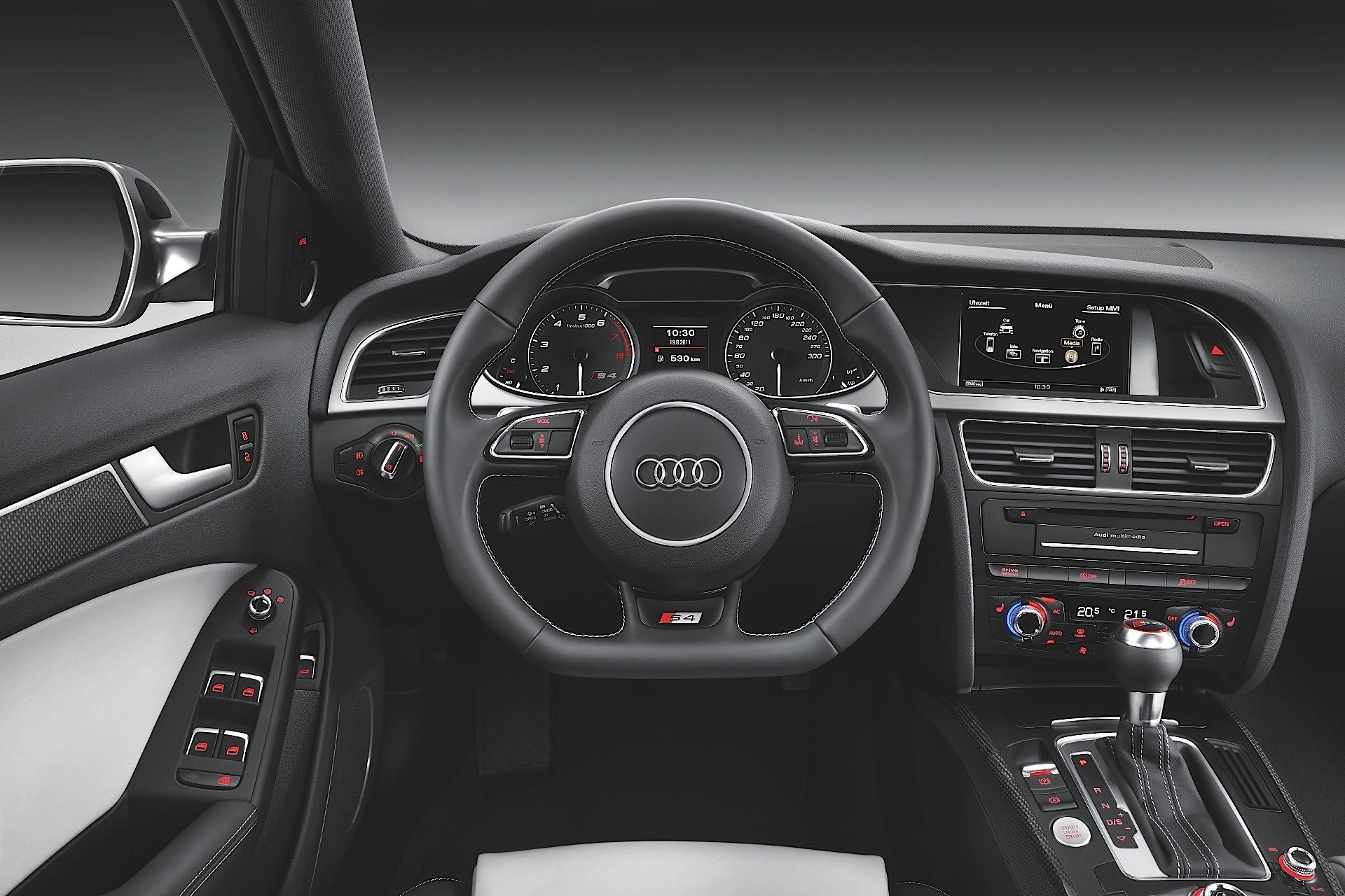 AUDI S4 specs - 2008, 2009, 2010, 2011, 2012 - autoevolution