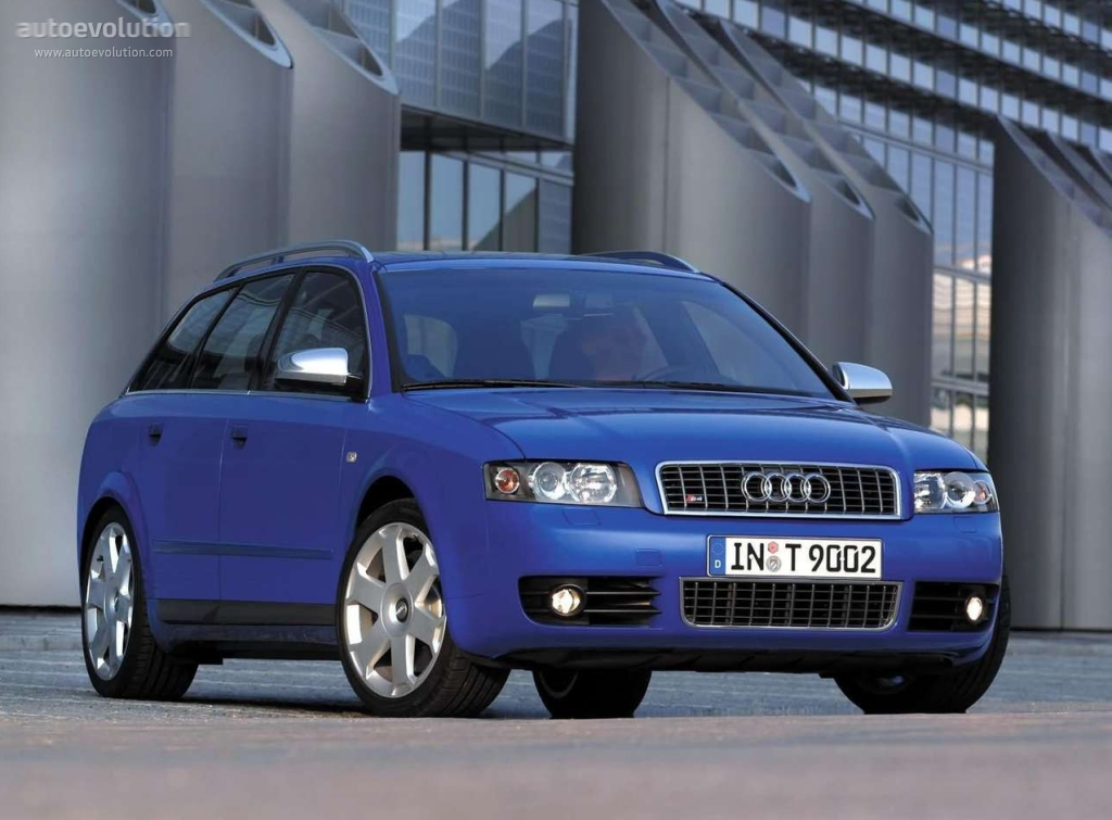 audi s4 avant specs 2003 2004 autoevolution. Black Bedroom Furniture Sets. Home Design Ideas