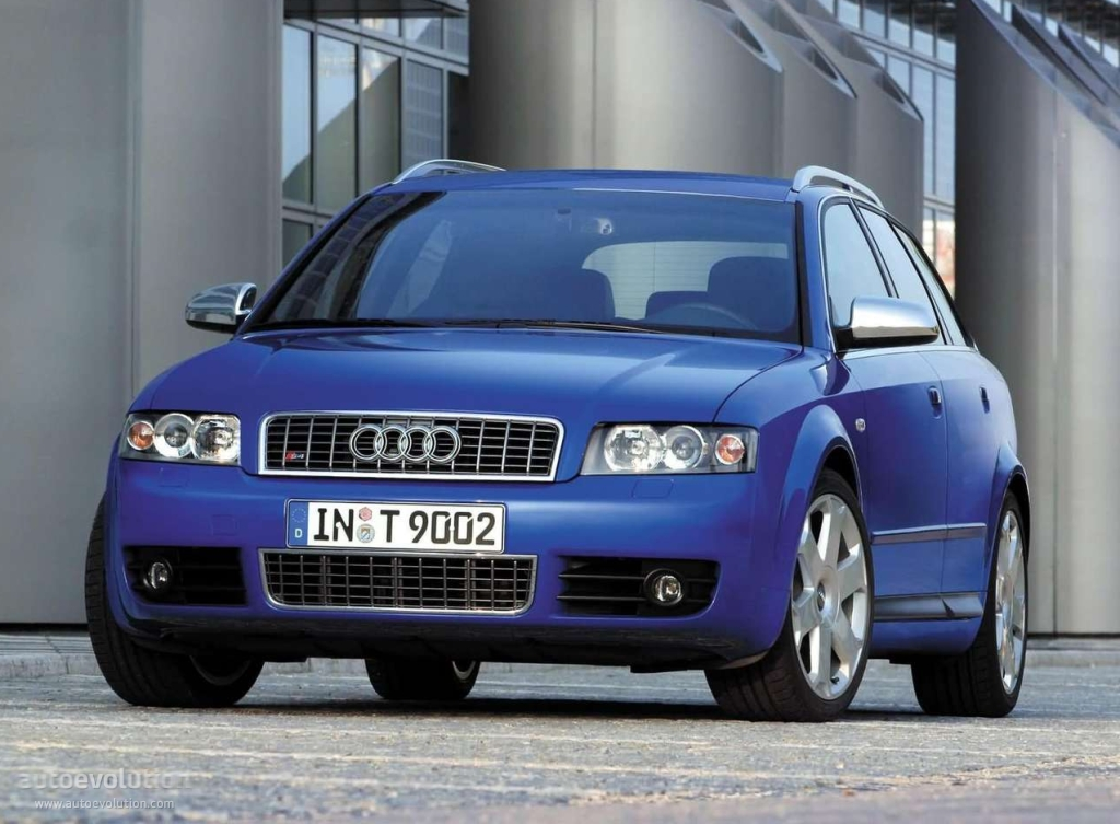 Audi S4 Avant Specs Photos 2003 2004 Autoevolution