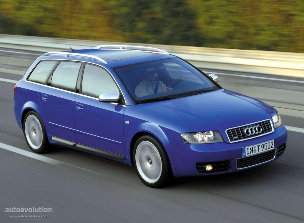 Audi S4 Avant 2003 on buick cabriolet