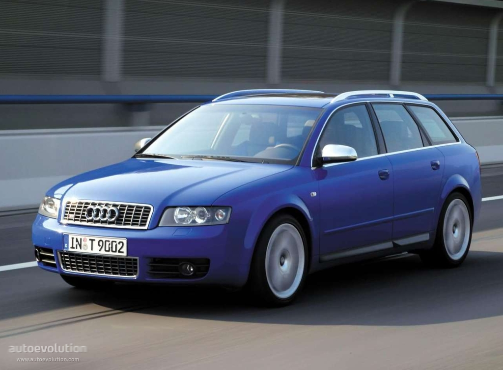 AUDI S4 Avant specs & photos - 2003, 2004 - autoevolution
