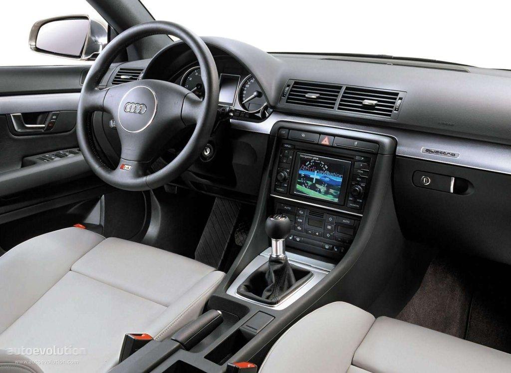 Audi S4 Avant 2003 2004 Autoevolution
