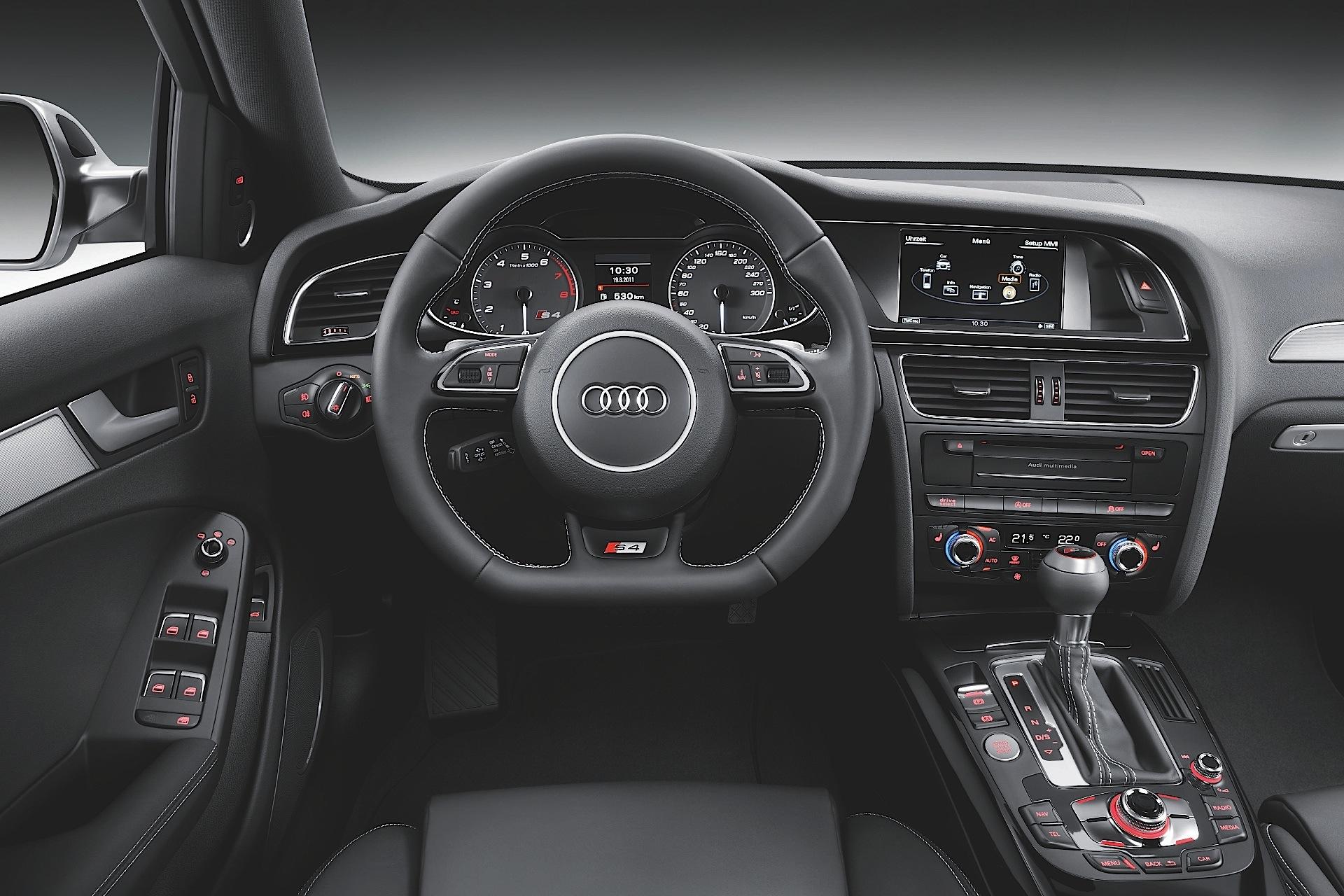 Audi S4 Avant Specs 2008 2009 2010 2011 2012