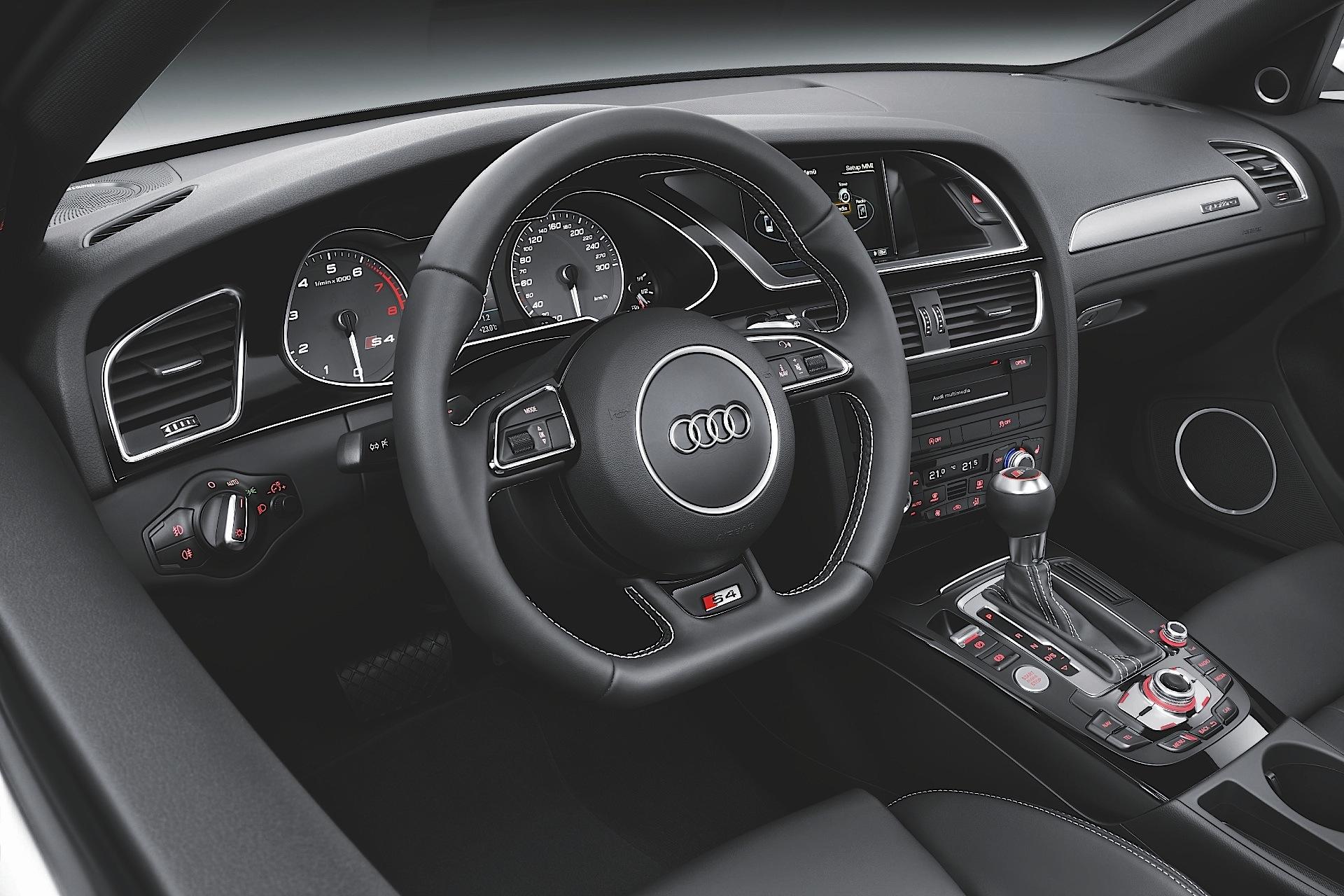 2010 Audi S4 Black
