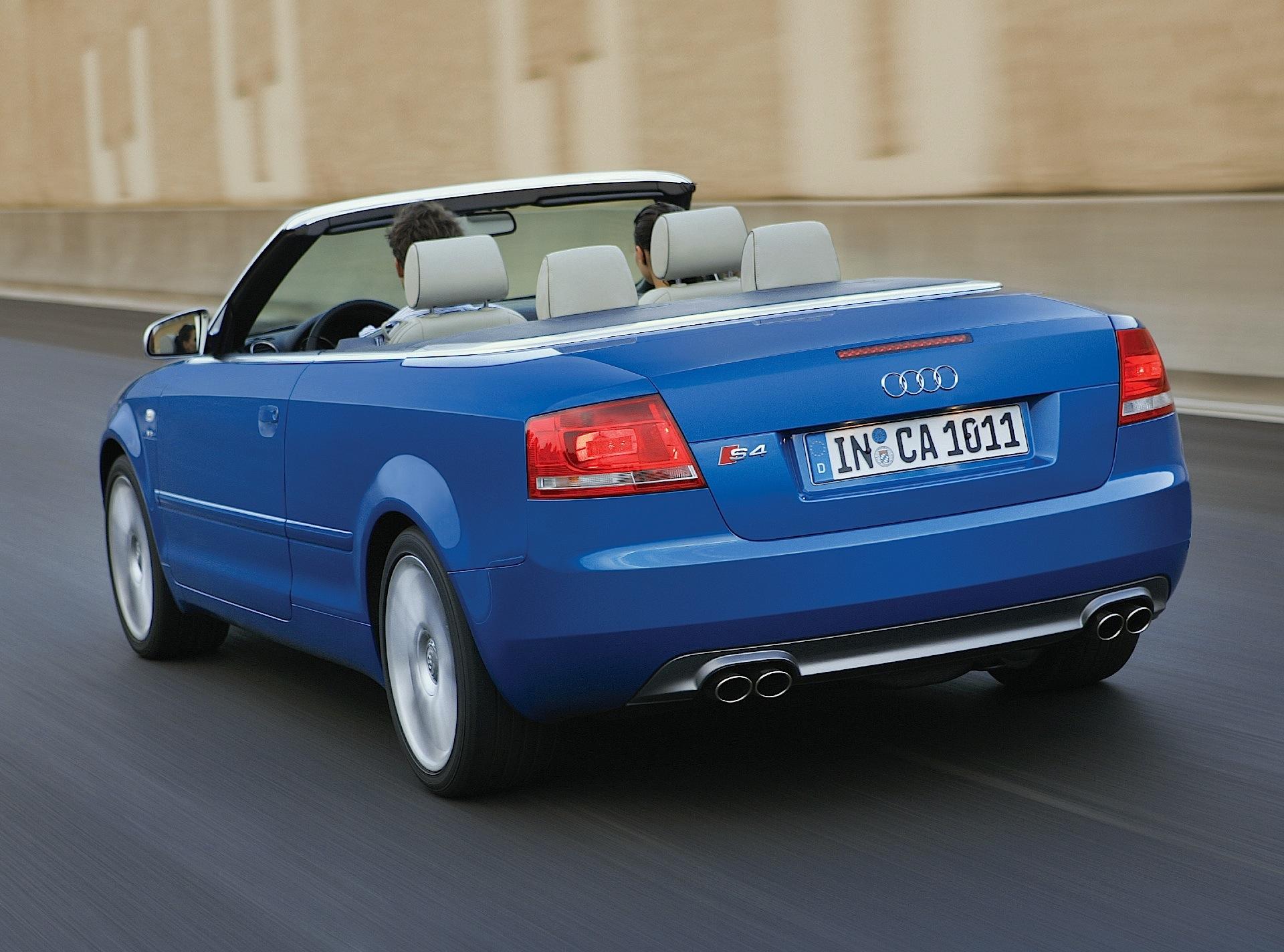 Kelebihan Audi S4 2008 Top Model Tahun Ini