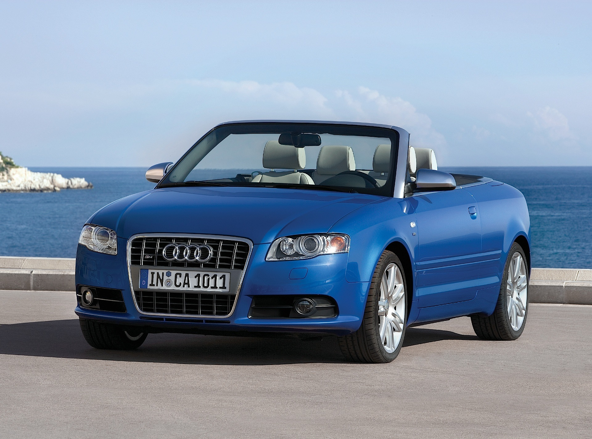 audi s4 cabriolet specs photos 2006 2007 2008 autoevolution. Black Bedroom Furniture Sets. Home Design Ideas