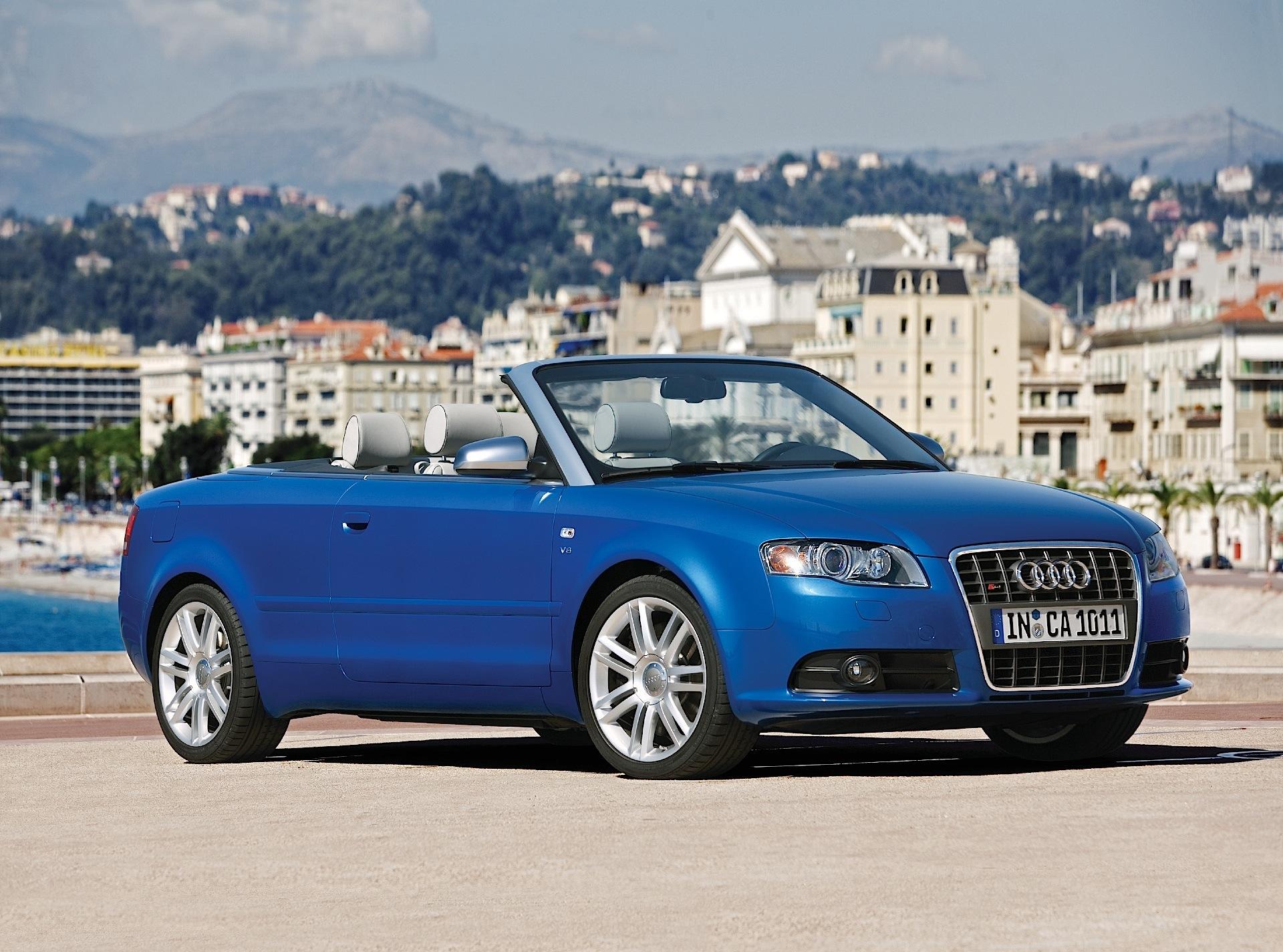 Audi A7 Exhaust >> AUDI S4 Cabriolet specs & photos - 2006, 2007, 2008 ...