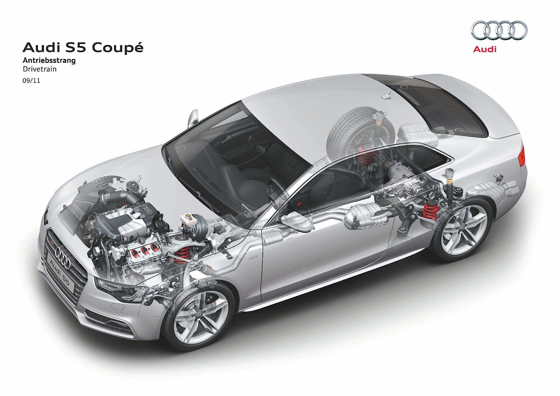 Audi S5 Engine Diagram Reveolution Of Wiring V8 Coupe Specs Photos 2012 2013 2014 2015 2016 Rh Autoevolution Com 2008 Q5