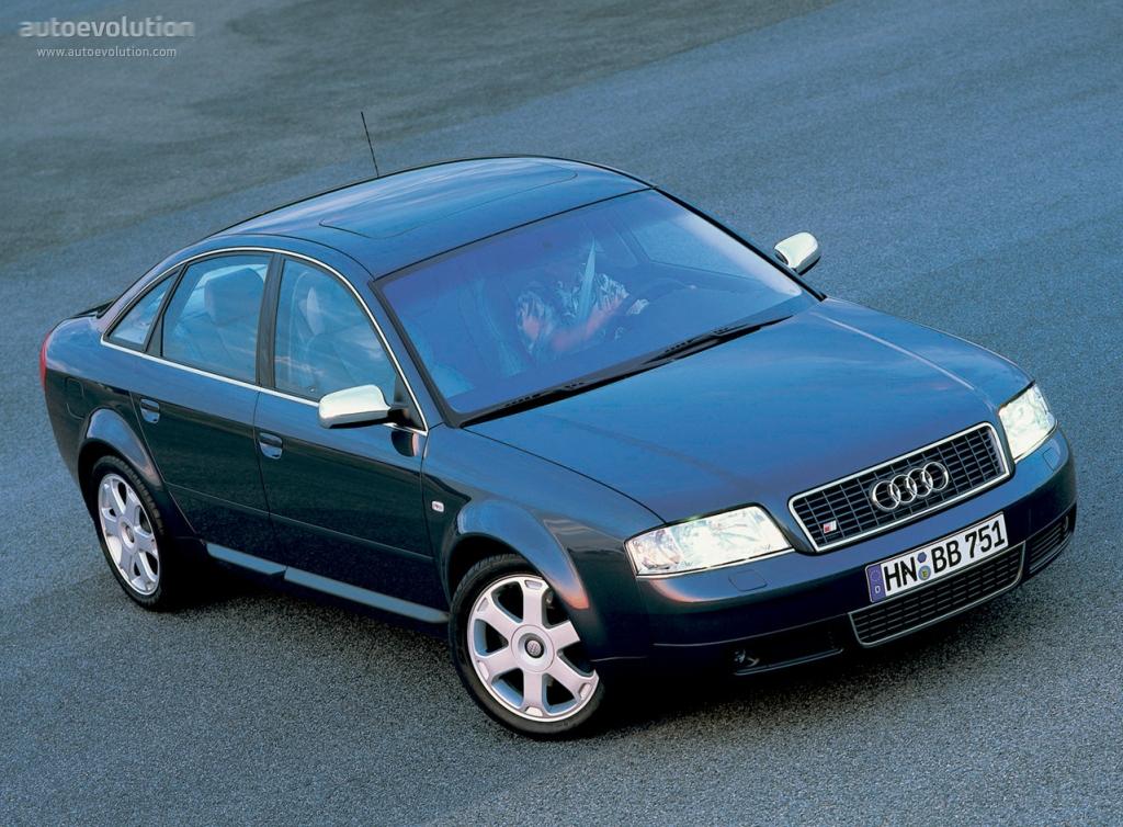 Audi S6 Specs 1999 2000 2001 2002 2003 2004 Autoevolution