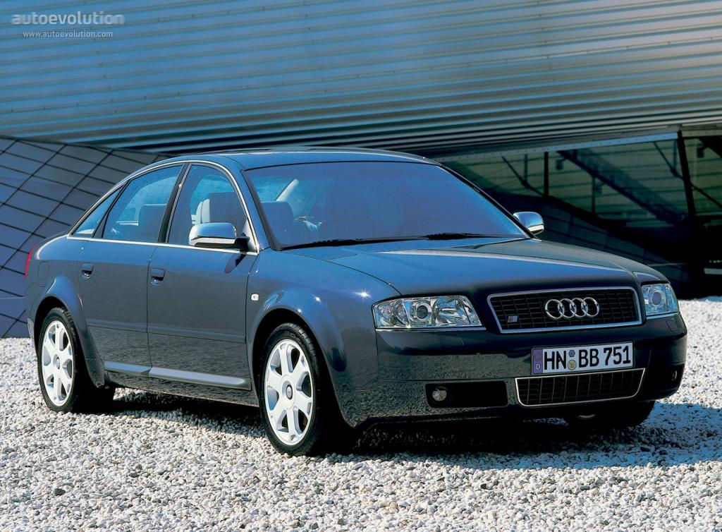 Audi S6 Specs 1999 2000 2001 2002 2003 2004