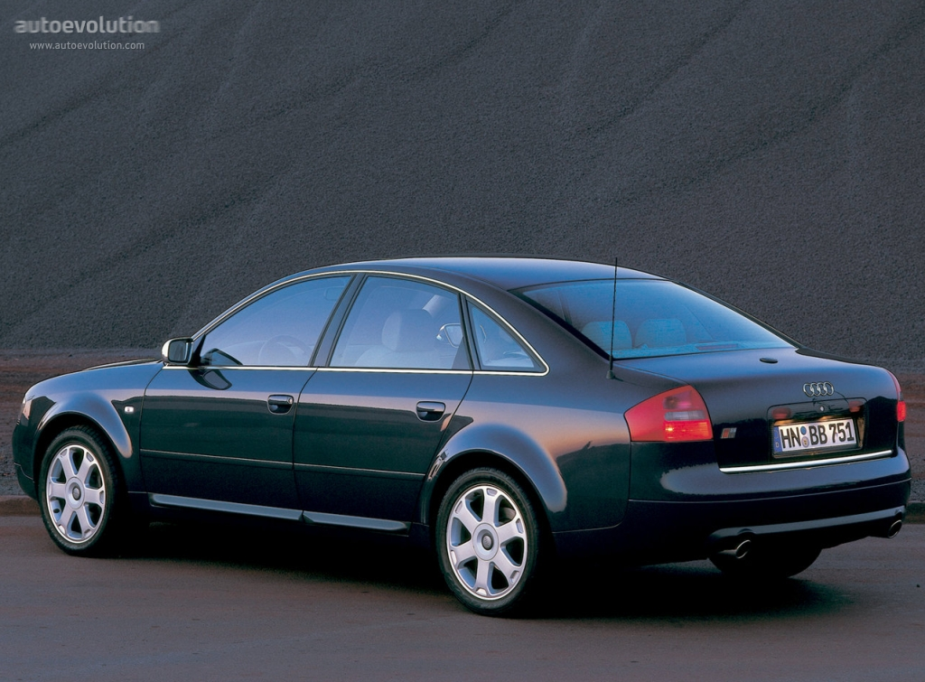 audi s6 specs 1999 2000 2001 2002 2003 2004 autoevolution. Black Bedroom Furniture Sets. Home Design Ideas