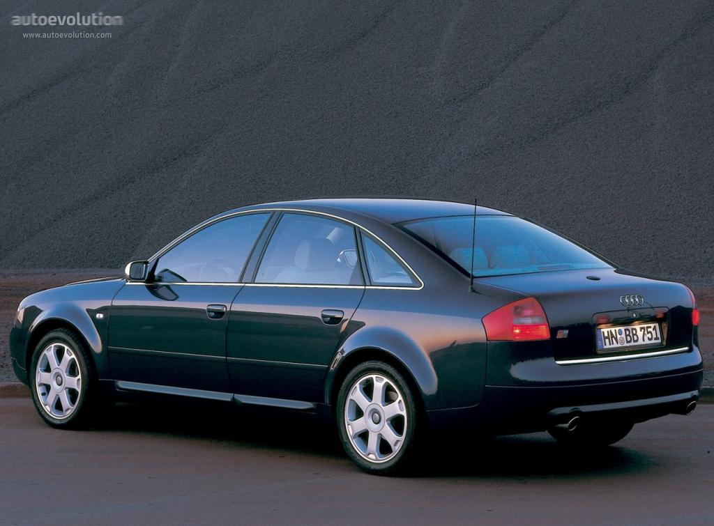 Audi S6 1999 2000 2001 2002 2003 2004 Autoevolution