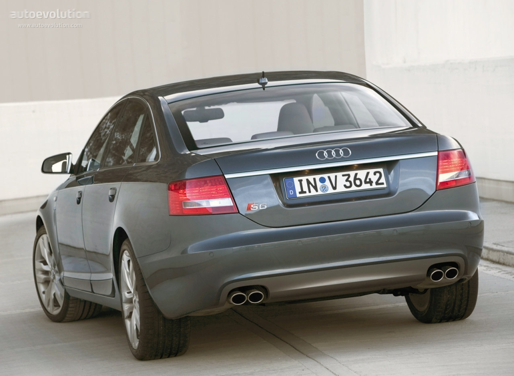 Audi S6 Specs 2006 2007 2008 Autoevolution