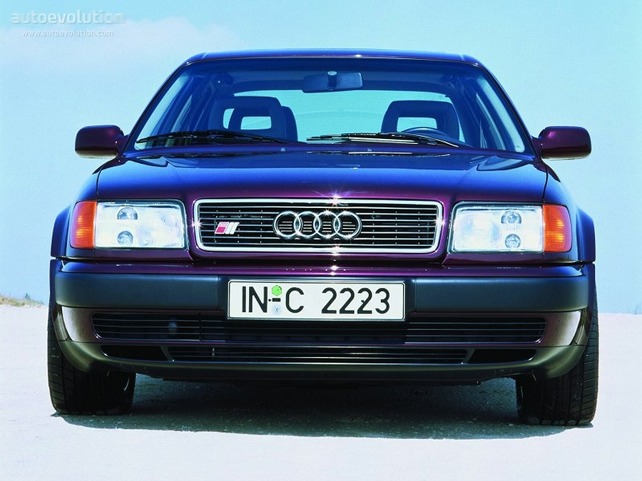 Audi S6 C4 Specs 1994 1995 1996 1997 Autoevolution