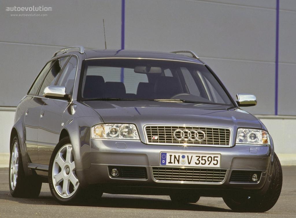 Audi S6 Avant 1999 2000 2001 2002 2003 2004 Autoevolution