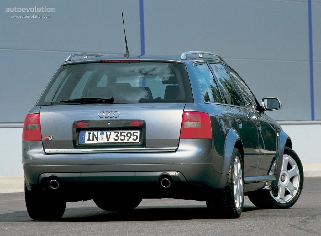 Audi S6 Avant 1999 2000 2001 2002 2003 2004