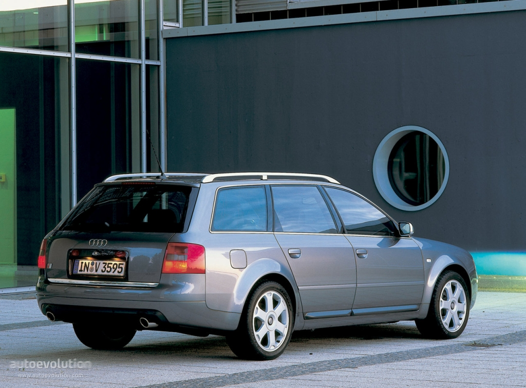 Audi S6 Avant Specs 1999 2000 2001 2002 2003 2004
