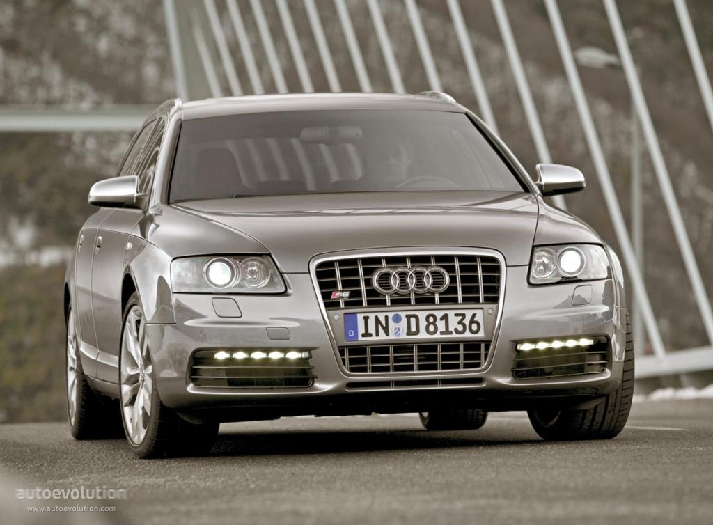 Audi S6 Avant Specs Amp Photos 2006 2007 2008