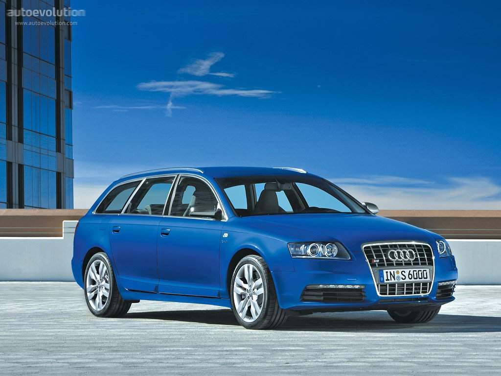 2008 Audi S6 Reviews And Rating Motor Trend Autos Post