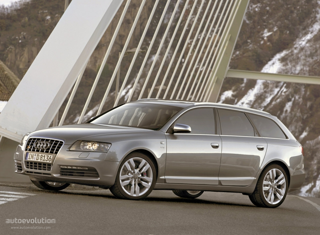 audi s6 avant specs 2006 2007 2008 autoevolution. Black Bedroom Furniture Sets. Home Design Ideas