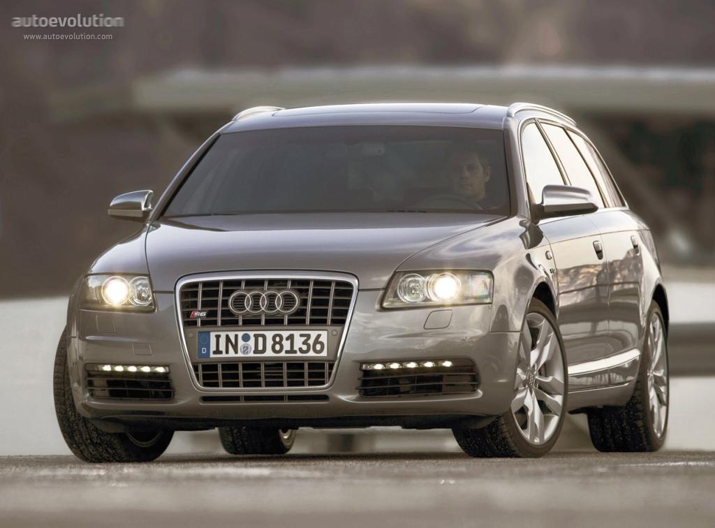AUDI S6 Avant specs & photos - 2006, 2007, 2008 - autoevolution
