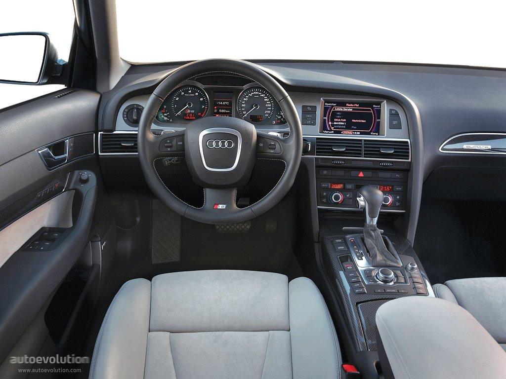Audi S6 Avant 2006 2007 2008 Autoevolution
