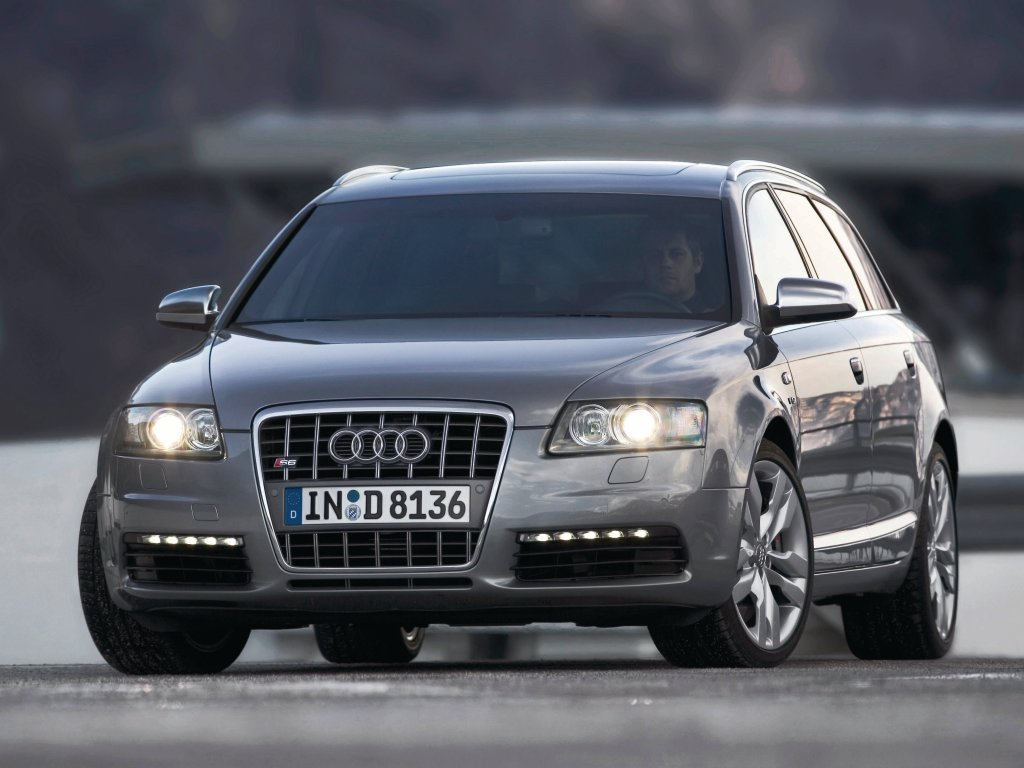 audi s6 avant specs photos 2008 2009 2010 2011. Black Bedroom Furniture Sets. Home Design Ideas