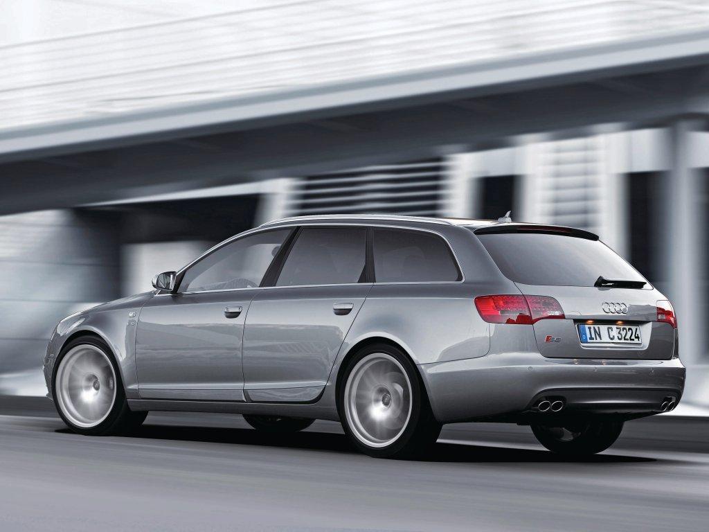 AUDI S6 Avant specs - 2008, 2009, 2010, 2011 - autoevolution