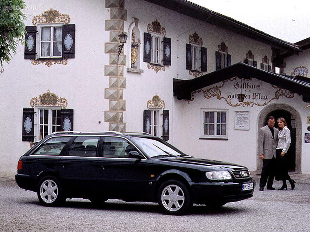 AUDI S6 Avant C4 Specs Amp Photos 1994 1995 1996 1997