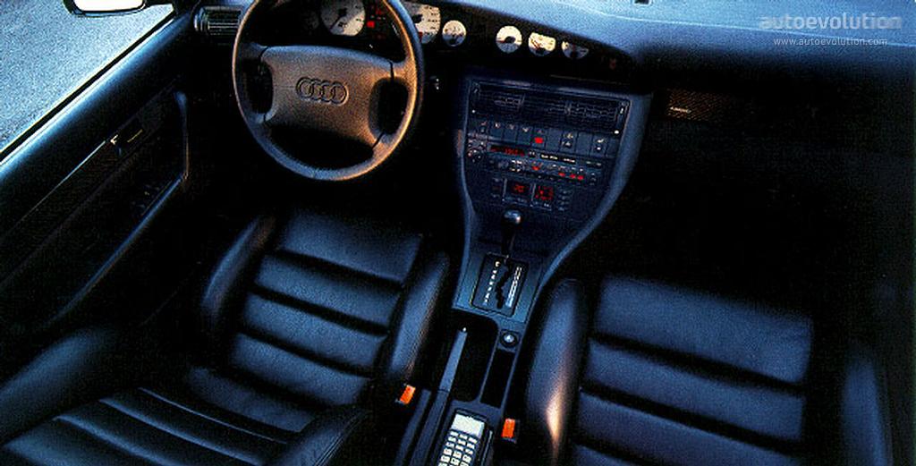 Audi S6 Avant C4 Specs Photos 1994 1995 1996 1997