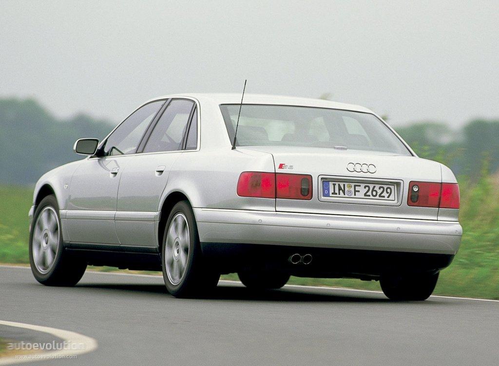AUDI S8 - 1999, 2000, 2001, 2002, 2003 - autoevolution