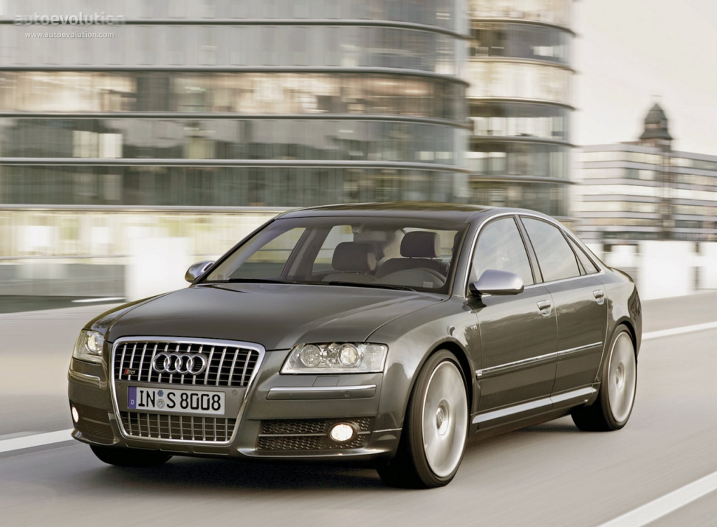 audi s8 specs 2006 2007 2008 2009 2010 2011 autoevolution. Black Bedroom Furniture Sets. Home Design Ideas