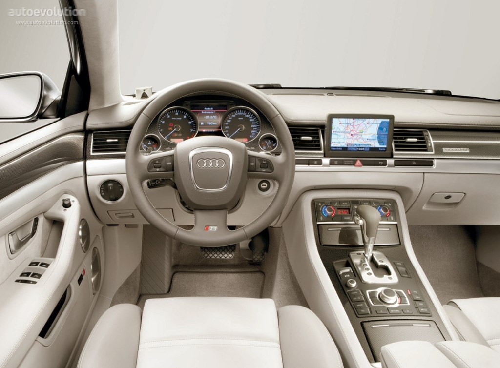 Audi S8 2006 2007 2008 2009 2010 2011 Autoevolution