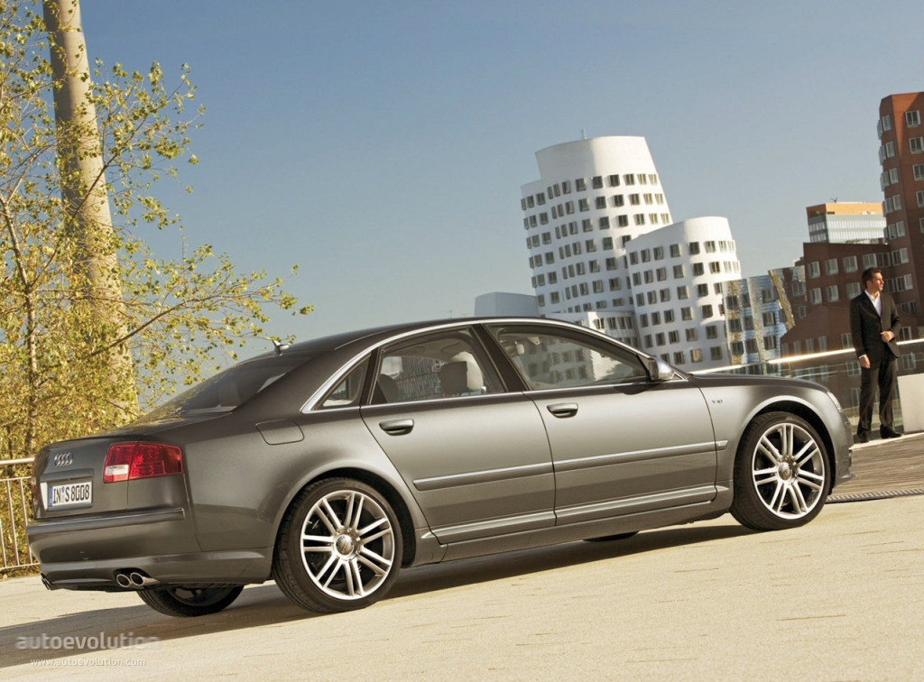 AUDI S8 specs & photos - 2006, 2007, 2008, 2009, 2010, 2011 - autoevolution