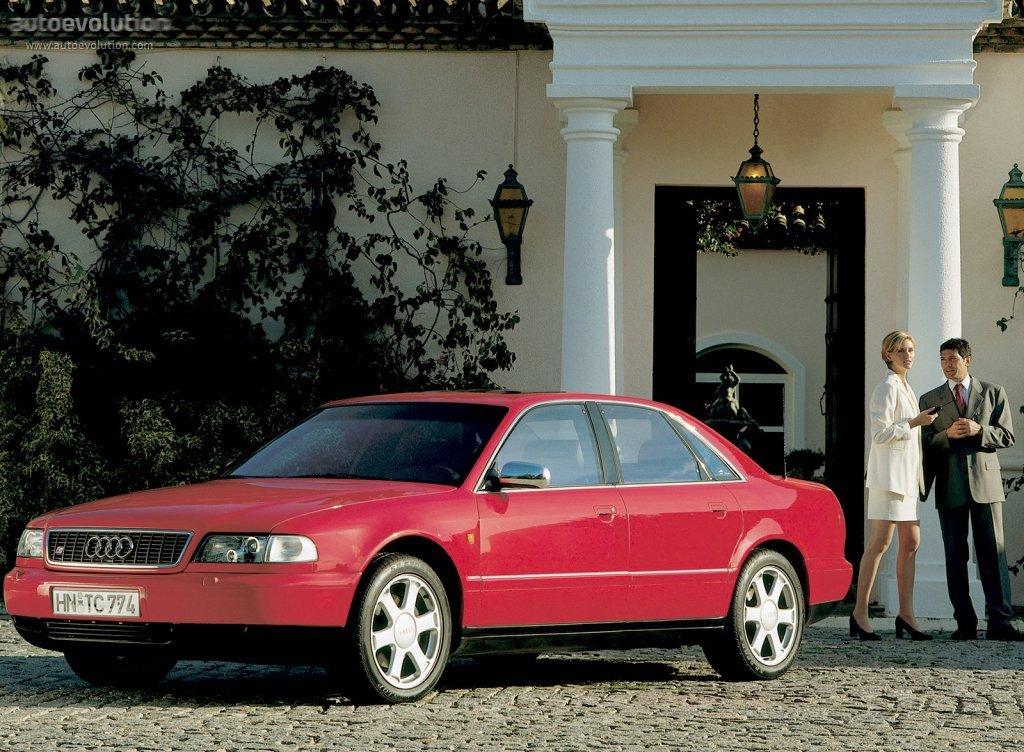 AUDI S Specs Autoevolution - Audi car 1996