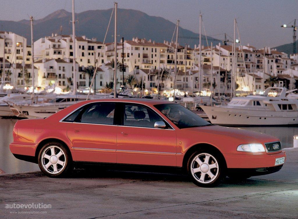 Audi S8 Specs 1996 1997 1998 1999 Autoevolution