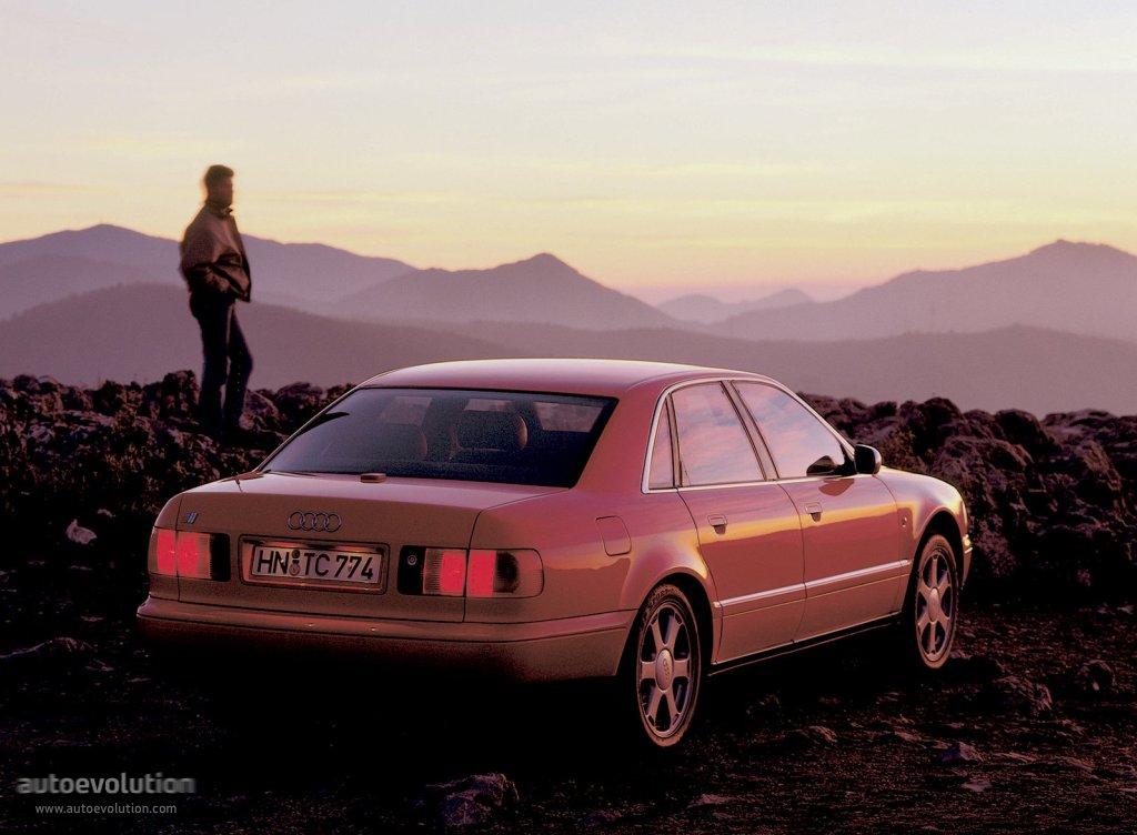Audis on Datsun V8 Engine