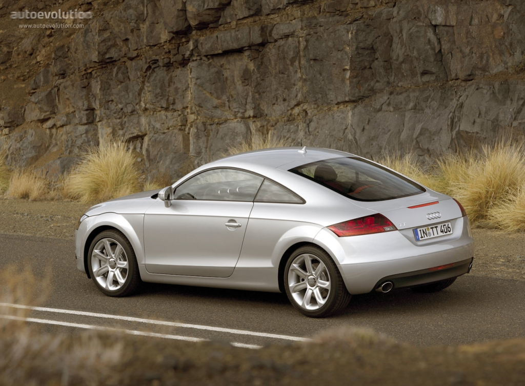 Audi Tt Coupe Specs Amp Photos 2006 2007 2008 2009