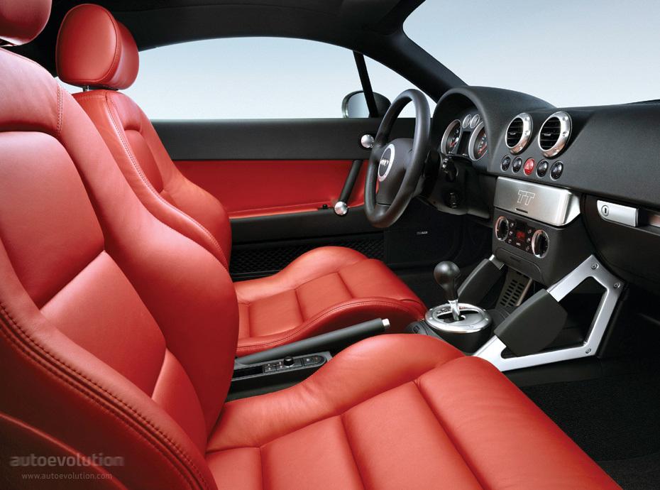 audi tt coupe 1998 1999 2000 2001 2002 2003 2004 2005 2006 autoevolution. Black Bedroom Furniture Sets. Home Design Ideas