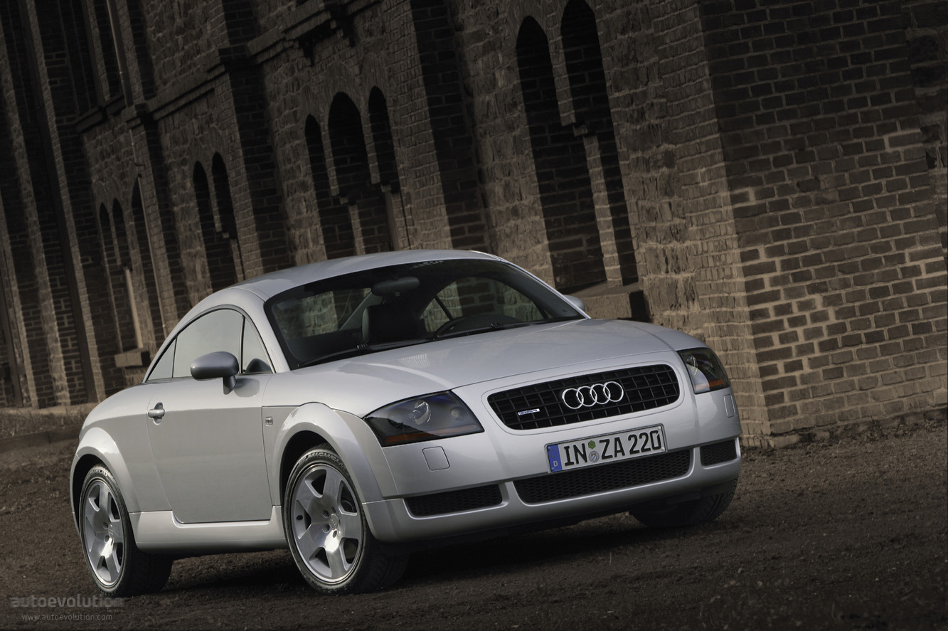 audi tt coupe specs photos 1998 1999 2000 2001. Black Bedroom Furniture Sets. Home Design Ideas
